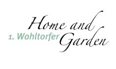 Logo: Home and Garden